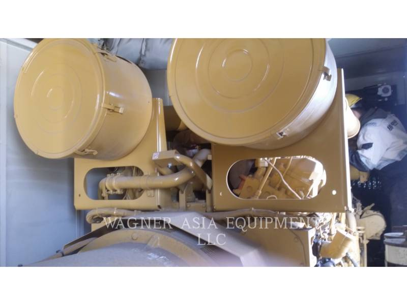 GENSET STATIONARY GENERATOR SETS CAT3512B equipment  photo 8