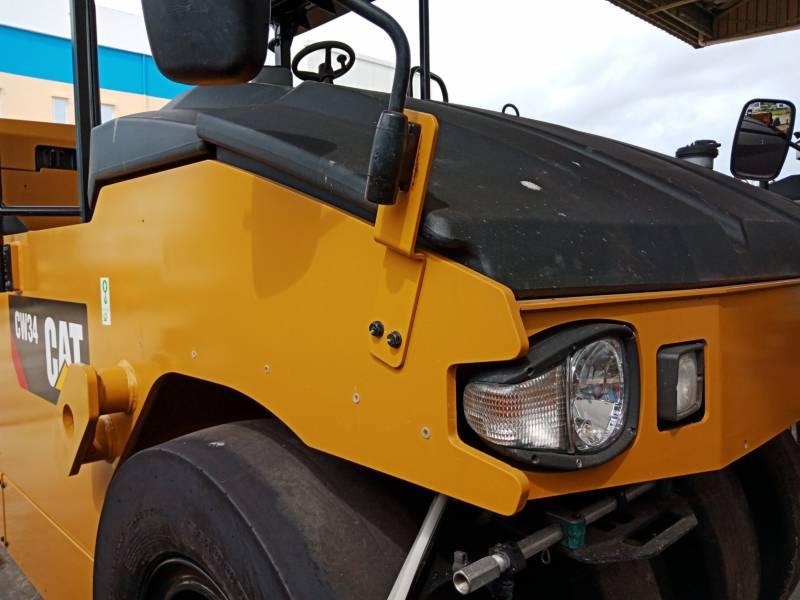 CATERPILLAR PNEUMATIC TIRED COMPACTORS CW34LRC equipment  photo 9