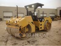 CATERPILLAR VIBRATORY DOUBLE DRUM ASPHALT CB-564D equipment  photo 1