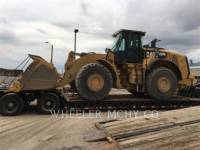 CATERPILLAR WHEEL LOADERS/INTEGRATED TOOLCARRIERS 980M AOC T equipment  photo 1
