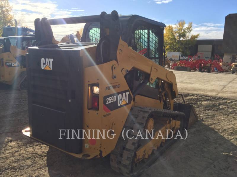 CATERPILLAR MULTI TERRAIN LOADERS 259DLRC equipment  photo 6