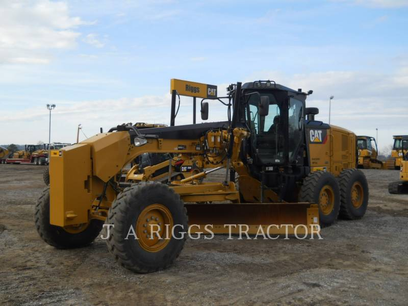 CATERPILLAR RÓWNIARKI SAMOBIEŻNE 140M LC14 equipment  photo 1