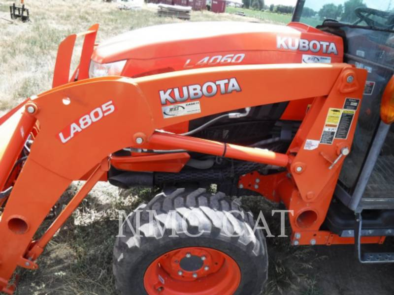 KUBOTA CORPORATION AG TRACTORS L4060_KU equipment  photo 1