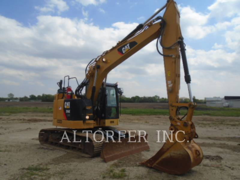 CATERPILLAR PELLES SUR CHAINES 314EL CR equipment  photo 4