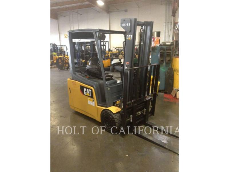 CATERPILLAR MITSUBISHI FORKLIFTS 2ET4000 equipment  photo 3