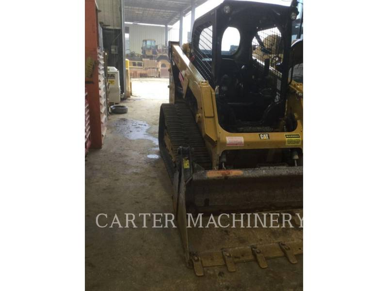 CATERPILLAR CARGADORES MULTITERRENO 249D equipment  photo 2