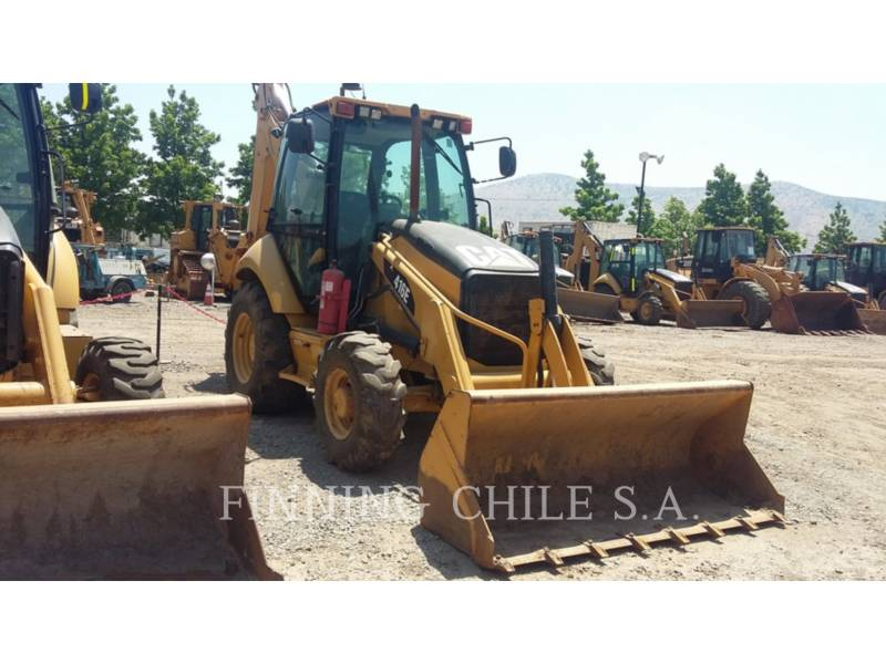 CATERPILLAR BACKHOE LOADERS 416E equipment  photo 3