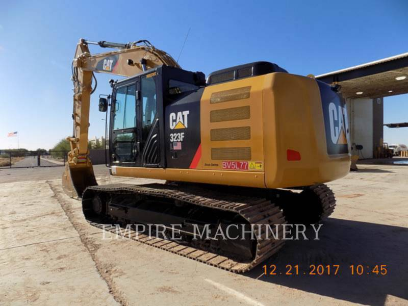 CATERPILLAR ESCAVATORI CINGOLATI 323FL equipment  photo 3