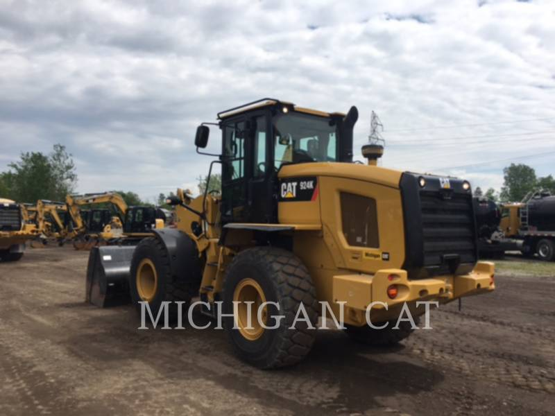 CATERPILLAR WHEEL LOADERS/INTEGRATED TOOLCARRIERS 924K RQ+ equipment  photo 3