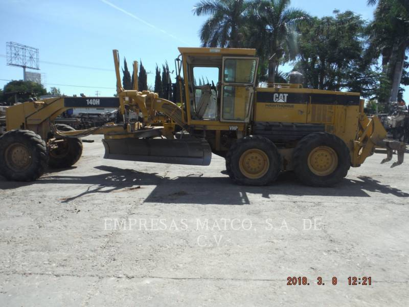 CATERPILLAR MOTORGRADER 140HNA equipment  photo 3