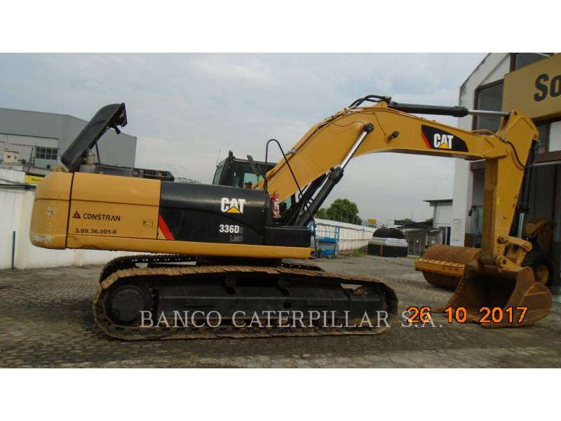 CATERPILLAR EXCAVADORAS DE CADENAS 336D2L equipment  photo 5