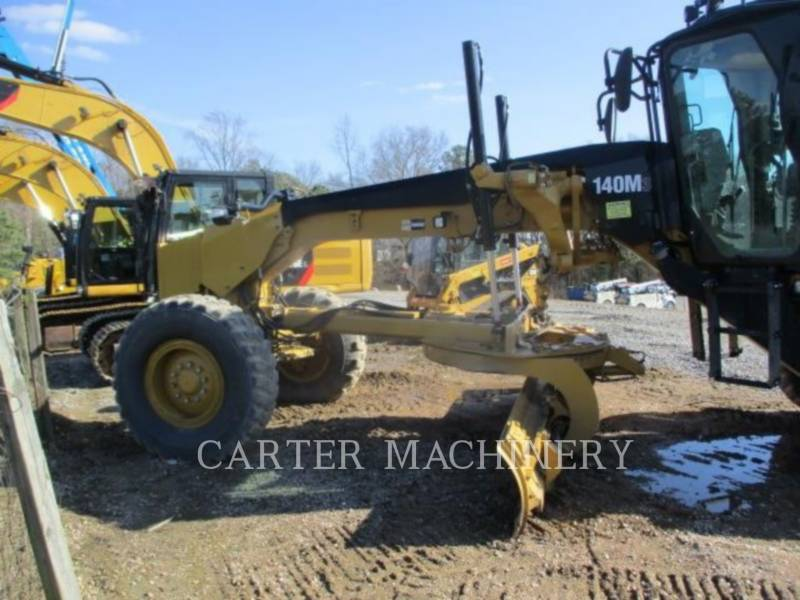 CATERPILLAR MOTONIVELADORAS 140M3 equipment  photo 6