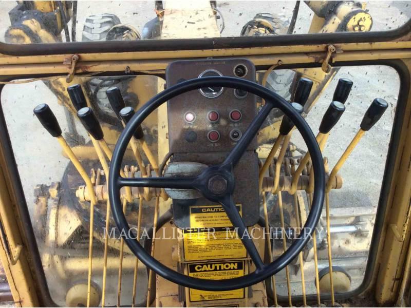 GALION MOTORGRADER A500 equipment  photo 16