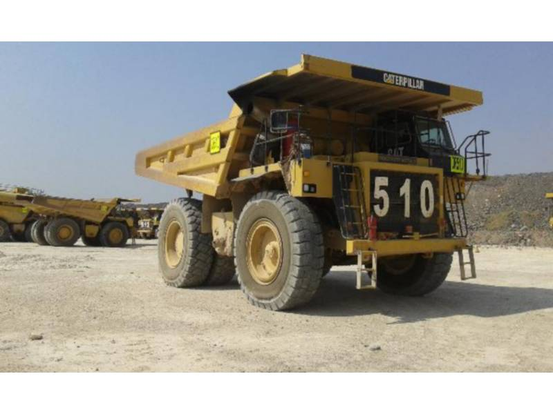 CATERPILLAR MINING OFF HIGHWAY TRUCK 777DLRC equipment  photo 1
