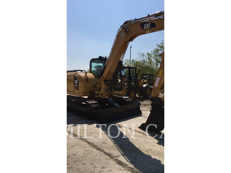 CATERPILLAR PELLES SUR CHAINES 308E CR SB equipment  photo 2