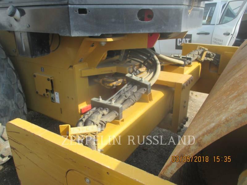 CATERPILLAR EINZELVIBRATIONSWALZE, GLATTBANDAGE CS56 equipment  photo 12