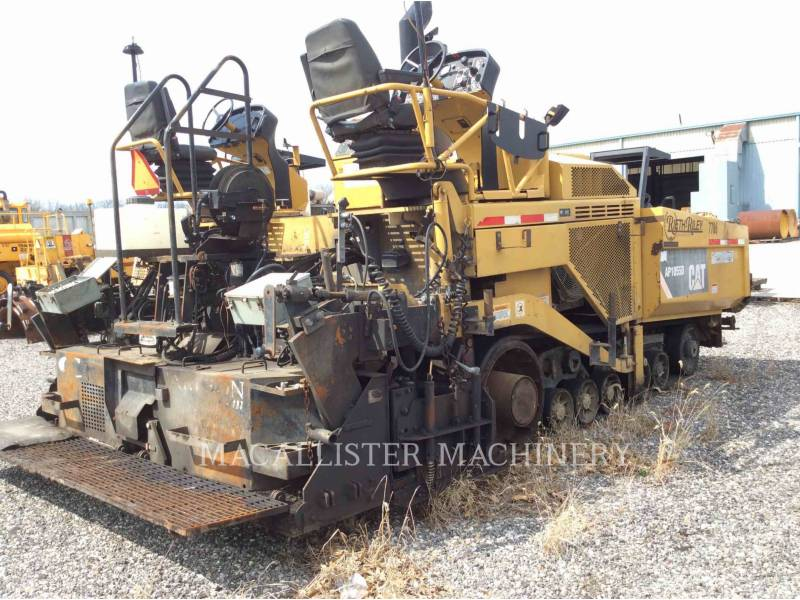 CATERPILLAR PAVIMENTADORA DE ASFALTO AP-1055D equipment  photo 4