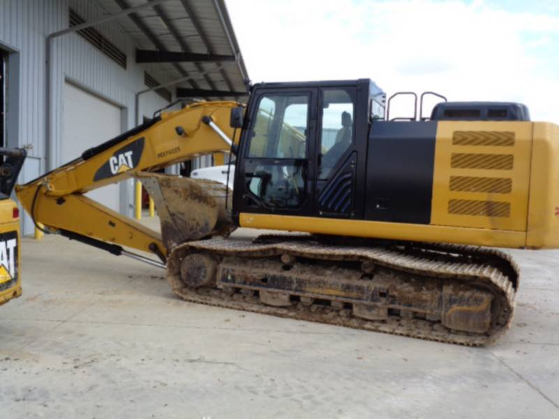 CATERPILLAR トラック油圧ショベル 320EL equipment  photo 7
