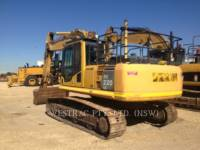 KOMATSU SHOVEL / GRAAFMACHINE MIJNBOUW PC220 equipment  photo 9