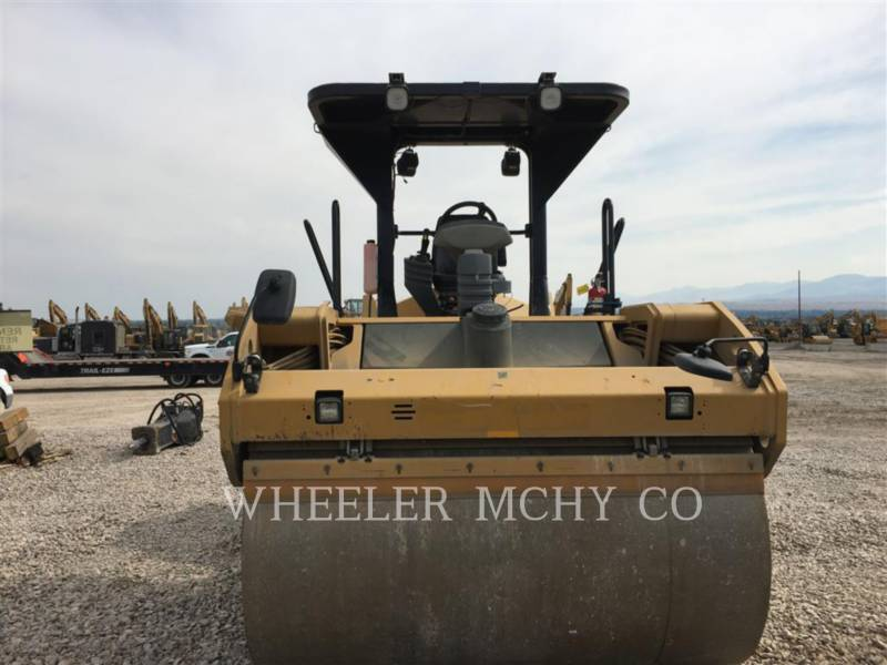 CATERPILLAR TANDEMOWY WALEC WIBRACYJNY DO ASFALTU (STAL-STAL) CB64 equipment  photo 1