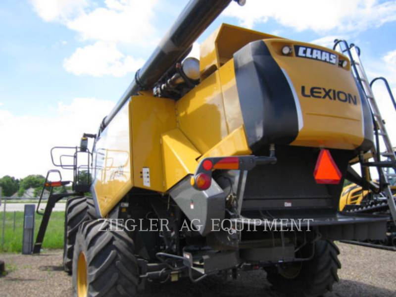 LEXION COMBINE COMBINADOS 730 equipment  photo 11