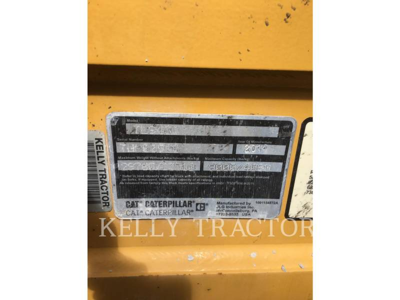 CATERPILLAR TELEHANDLER TL943C equipment  photo 18