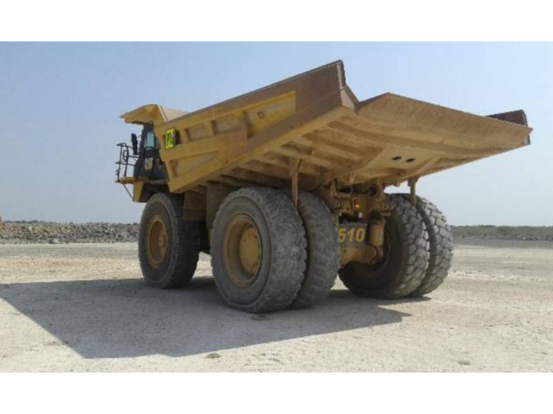 CATERPILLAR MINING OFF HIGHWAY TRUCK 777DLRC equipment  photo 6