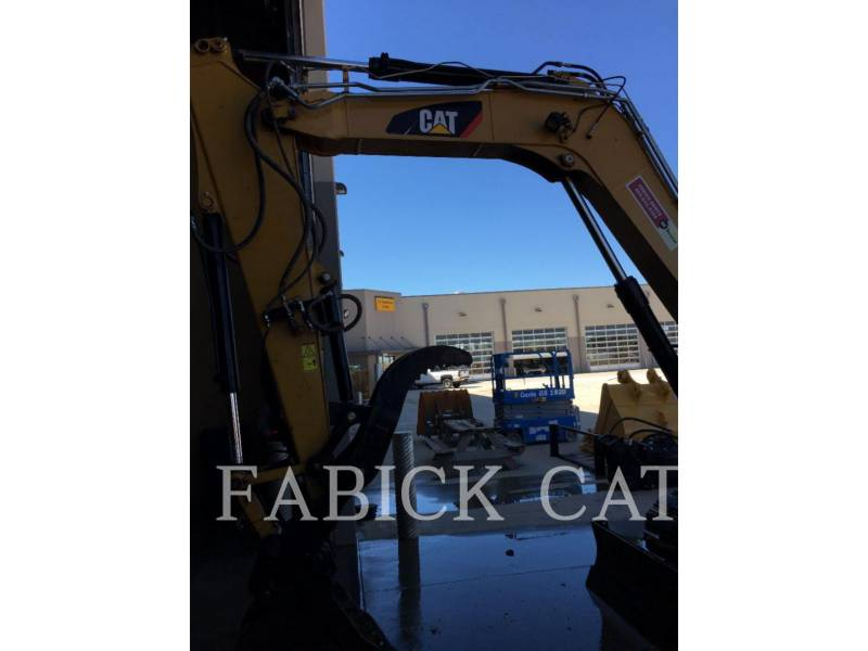 CATERPILLAR TRACK EXCAVATORS 308E2 HT equipment  photo 4