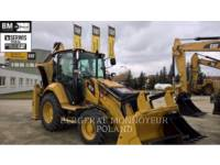 Equipment photo CATERPILLAR 427F2 BACKHOE LOADERS 1