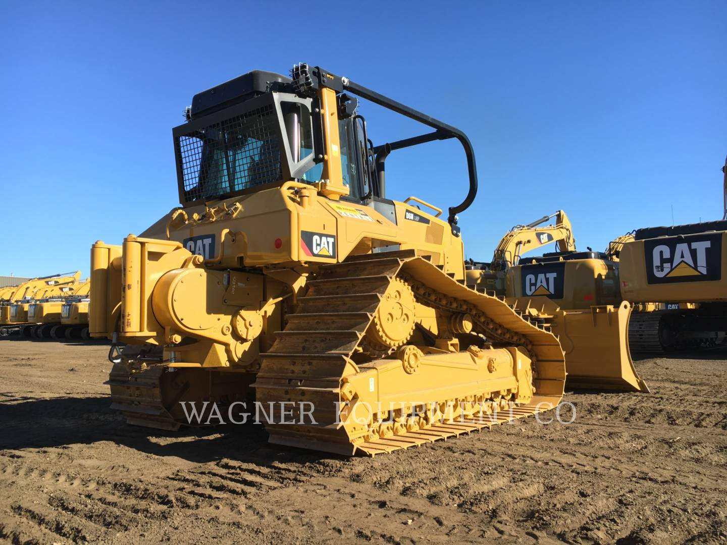 Detail photo of 2016 Caterpillar D6N from Construction Equipment Guide