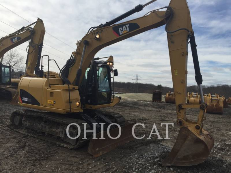 CATERPILLAR PELLES SUR CHAINES 311DLRR equipment  photo 6