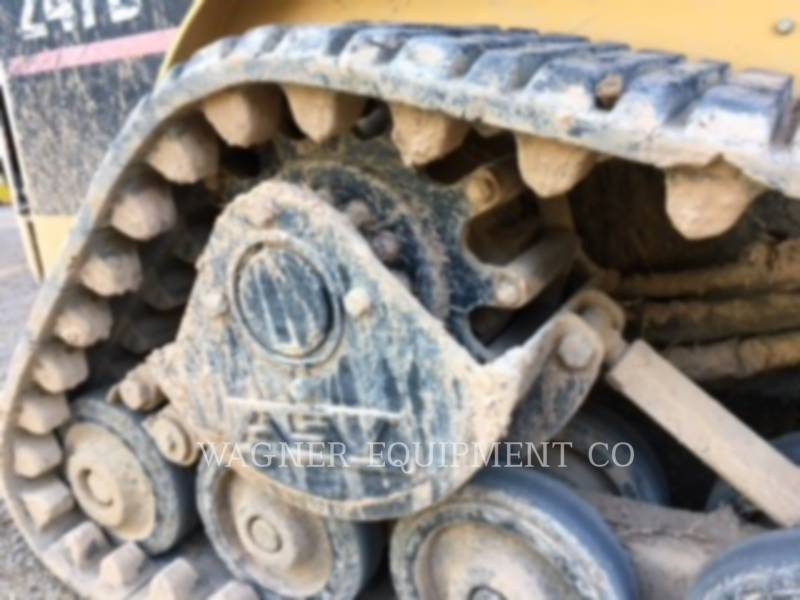 CATERPILLAR CHARGEURS COMPACTS RIGIDES 247B equipment  photo 12