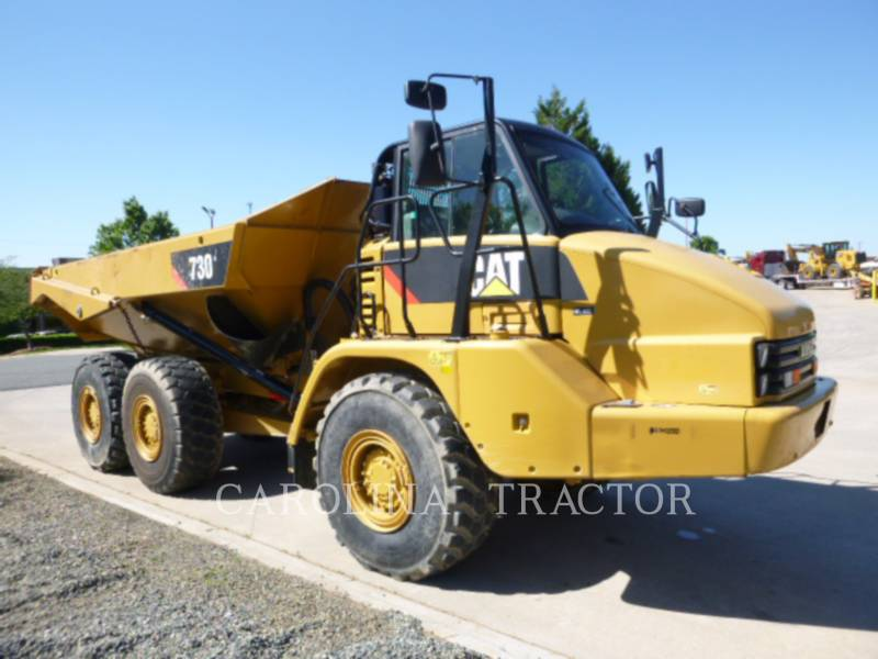 CATERPILLAR ARTICULATED TRUCKS 730 equipment  photo 6