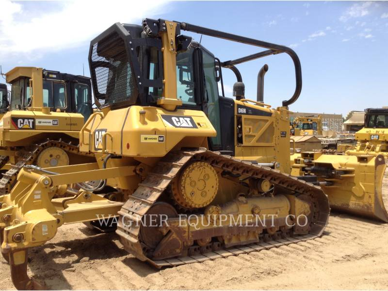 CATERPILLAR TRATORES DE ESTEIRAS D6N XL DS equipment  photo 4