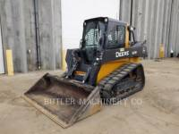 DEERE & CO. SKID STEER LOADERS 323E equipment  photo 1