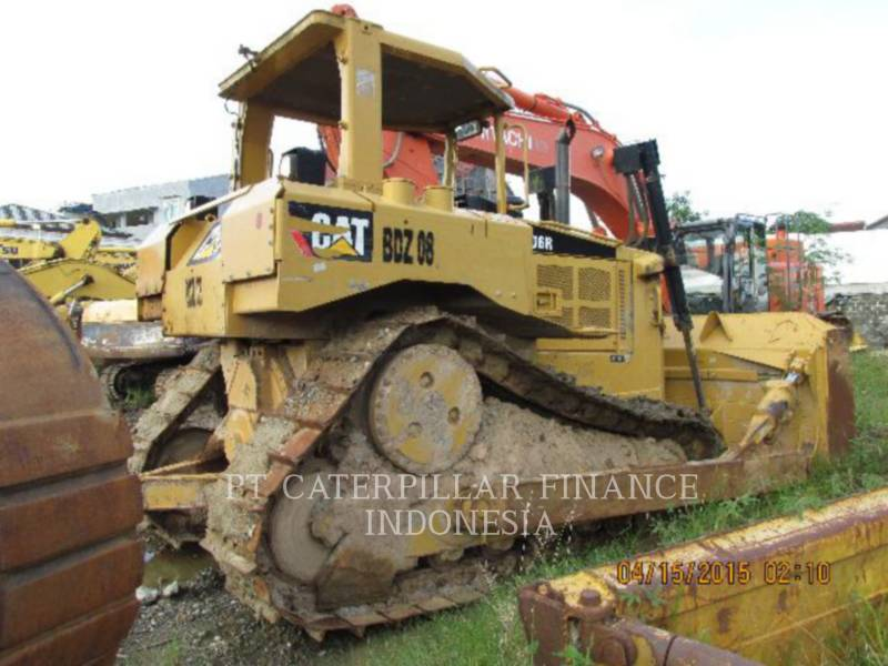CATERPILLAR TRACTORES DE CADENAS D6R equipment  photo 6
