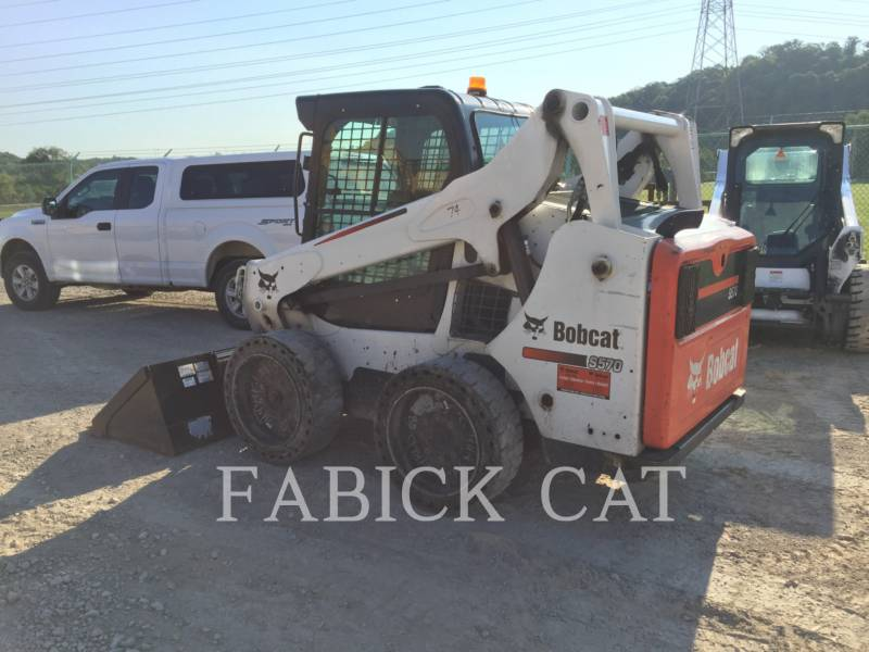 BOBCAT MINICARGADORAS S570 equipment  photo 3
