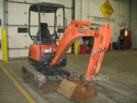 KUBOTA CORPORATION PELLES SUR CHAINES U17 equipment  photo 2