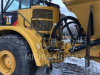 CATERPILLAR ARTICULATED TRUCKS 740B T equipment  photo 15