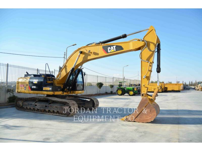 CATERPILLAR MINING SHOVEL / EXCAVATOR 329D2L equipment  photo 3