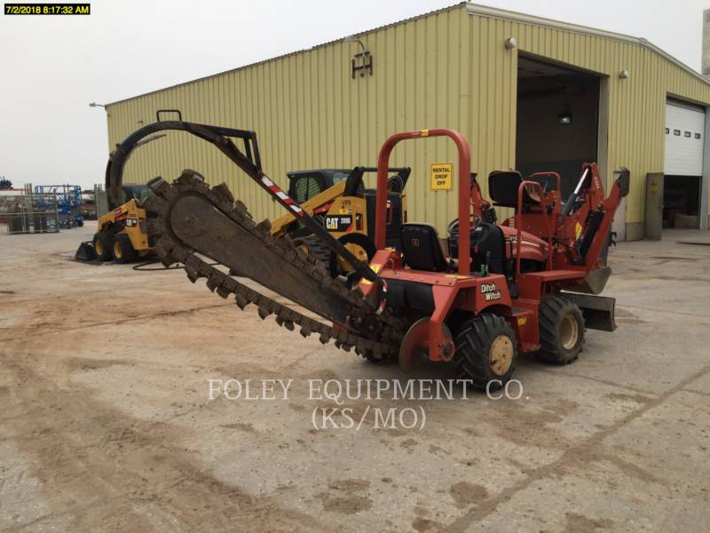 DITCH WITCH (CHARLES MACHINE WORKS) TRENCHERS RT45 equipment  photo 3