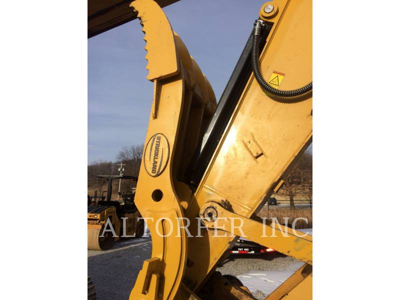 CATERPILLAR EXCAVADORAS DE CADENAS 324EL equipment  photo 7