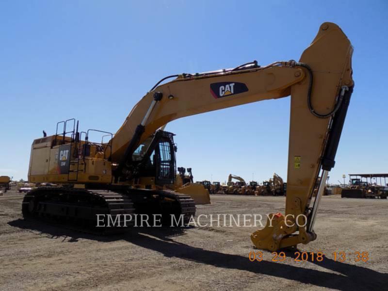 CATERPILLAR EXCAVADORAS DE CADENAS 374F-XZ equipment  photo 1