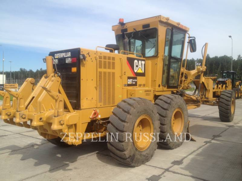CATERPILLAR NIVELEUSES 140K equipment  photo 5