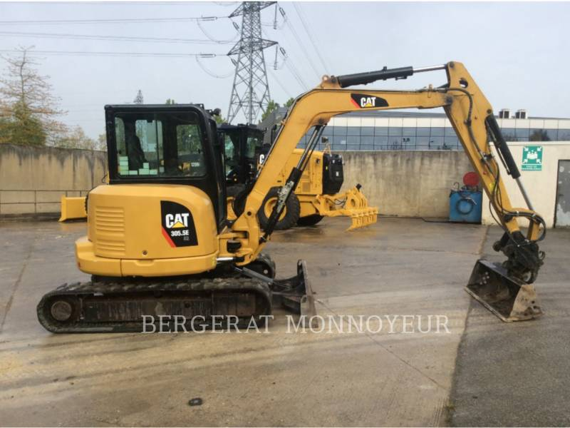 CATERPILLAR ESCAVATORI CINGOLATI 305.5ECR equipment  photo 5