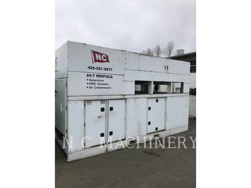 YORK TEMPERATURE CONTROL AC80TON equipment  photo 1