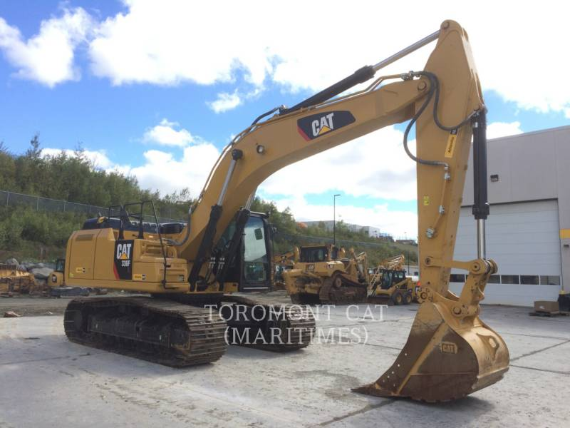 CATERPILLAR EXCAVADORAS DE CADENAS 336F equipment  photo 3