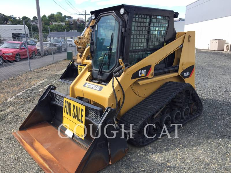 CATERPILLAR CARGADORES MULTITERRENO 247B2 equipment  photo 1