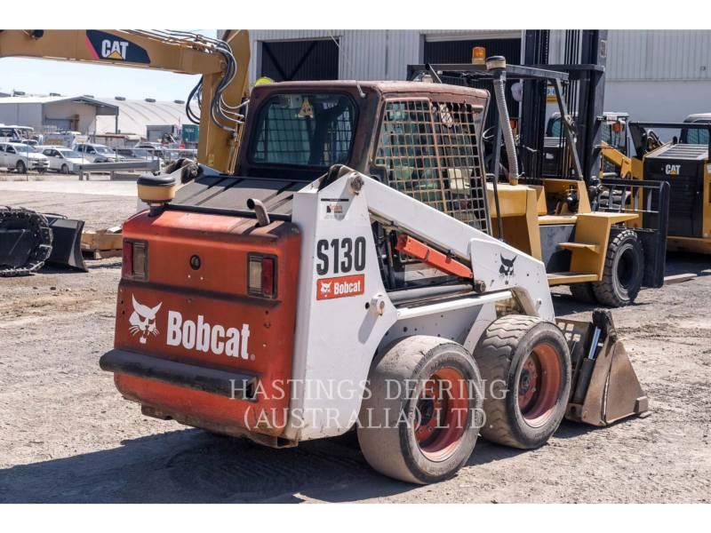 BOBCAT SKID STEER LOADERS S130-BC equipment  photo 8