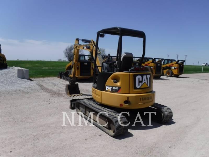 CATERPILLAR KETTEN-HYDRAULIKBAGGER 304E2 equipment  photo 2
